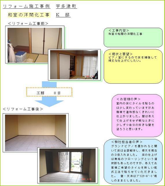 キッチン・浴室+増築